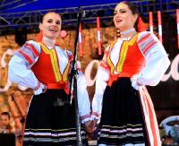 GMINA KOMAŃCZA: Muzyka, taniec, śpiew i teatr. Polsko-słowackie święto w Komańczy (FILM, ZDJĘCIA)