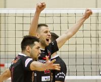 SIATKÓWKA: TSV Sanok na fali! Pełna pula w meczu z Wrześnią (FILM, ZDJĘCIA, RETRANSMISJA)