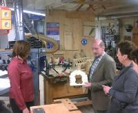 """""""Mechanik"""" modernizuje szkołę wzorując się na najlepszych i wykorzystując  fundusze unijne (ZDJĘCIA)"""