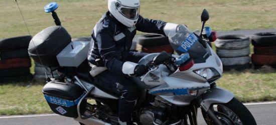 Uwaga! Motocykliści na drogach