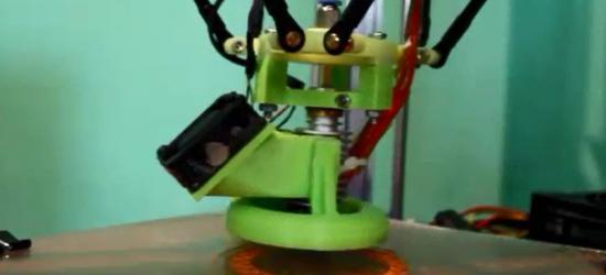 Nowoczesna i tania drukarka 3D? Uczeń ZS 3 w Sanoku udowodnił, że jest to możliwe (FILM)