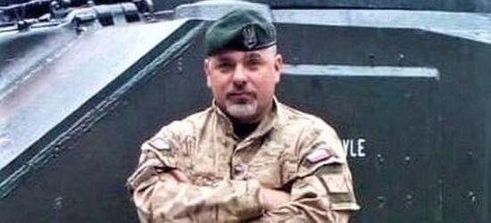 SANOK: Podpułkownik Grzegorz Grzegorzewski dowódcą sanockich Terytorialsów