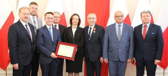 Krzyż Kawalerski Orderu Odrodzenia Polski dla Tadeusza Pióro (VIDEO, ZDJĘCIA)