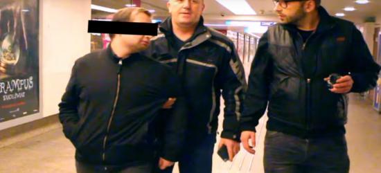 23-letni student pedofil z Rzeszowa zatrzymany w wyniku prowokacji w Warszawie (VIDEO)
