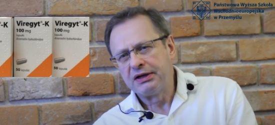 Dr BODNAR: Czy amantadyna jest lekiem na Covid zakazanym przez władze? (WYWIAD)