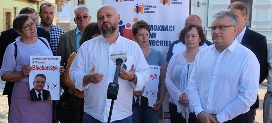 Demokraci Ziemi Sanockiej oficjalnie zaprezentowali swoją drużynę! (VIDEO, FOTO)