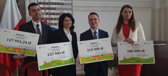 GMINA BUKOWSKO: 130 tys. zł promesy na Klub Senior+