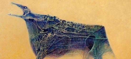 Kolejny rekord aukcyjny za obraz Beksińskiego. Blisko milion złotych!