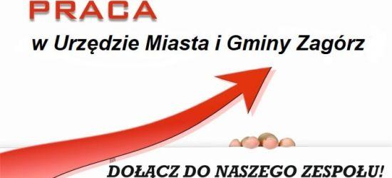 ZAGÓRZ. Ogłoszenie o naborze na wolne stanowisko pracy