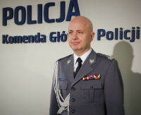 Były szef podkarpackiej policji komendantem głównym