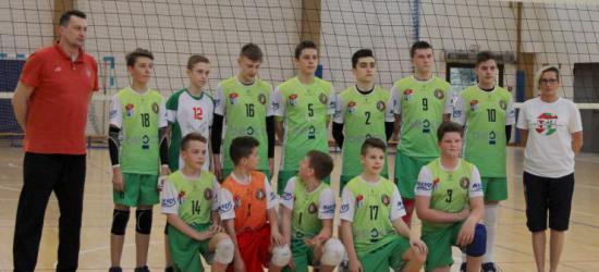 Młodzi sanoccy siatkarze TSV z awansem do ogólnopolskiego finału (ZDJĘCIA)