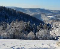 W Bieszczadach od kilku dni obowiązuje II stopień zagrożenia lawinowego
