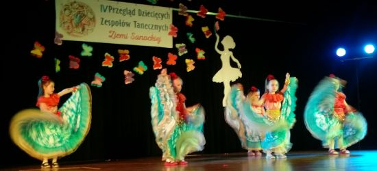 Taneczne popisy sanockich przedszkolaków! (FOTO)