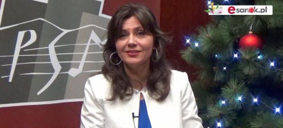 """Monika Brewczak w przepięknym wykonaniu """"Kolędy Maryi"""" (VIDEO)"""
