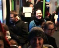 """""""Bieszczadzki Żaczek"""" pełen pasażerów. Czy niebawem pojedzie na Słowację? (FILM)"""