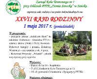 PTTK: Rajd Rodzinny na majówkę! Przejście Szlakiem Ikon oraz piknik
