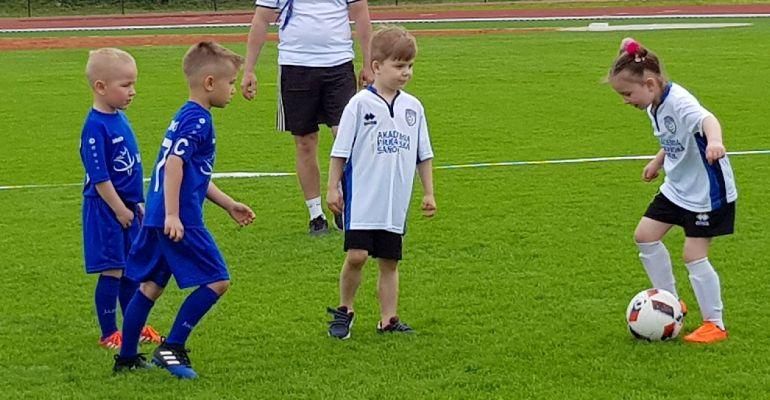 Festiwal piłkarski na Wierchach (FOTO)