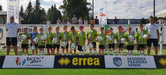 SANOK: Errea CUP 2019. Akademia mistrzem w roczniku 2009! (FOTORELACJA)