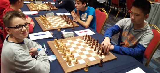 Maciek Czopor na Mistrzostwach Świata w szachach w Grecji (FOTO)