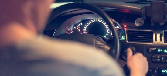PODKARPACIE. 15-latek za kierownicą renaulta