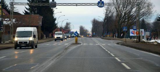 SANOK: Remont Krakowskiej i Rymanowskiej. Ścieżki rowerowe po obu stronach jezdni (ZDJĘCIA)