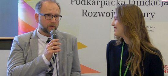 Dyrektor forum ma głos. Międzynarodowe towarzystwo (VIDEO, FOTO)