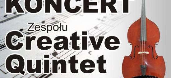 NASZ PATRONAT: Qreative Quintet wraca na scenę po wakacyjnej przerwie. Pierwszy koncert już jutro
