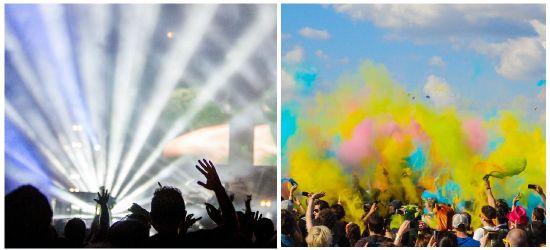 Dni Gminy Besko! Eksplozja kolorów. Na scenie Rompey, Krywań i Golden Life (FILM, PROGRAM)