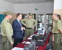 W 2016 roku marszałek wsparł Straż Graniczną na Podkarpaciu kwotą 230 tysięcy złotych (ZDJĘCIA)