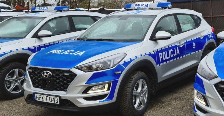 Nowe samochody dla sanockiej Policji! (FOTO)