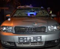 REGION: Miał 3 promile i potrącił pieszego (ZDJĘCIA)