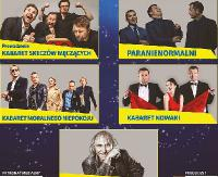 POLSKA NOC KABARETOWA 2017: W sanockiej Arenie wystąpią najwięksi! Bilety rozdane