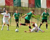 III LIGA: Cosmos Nowotaniec jedną nogą w IV lidze. 0:3 z Orlętami Radzyń Podlaski (FOTORELACJA)