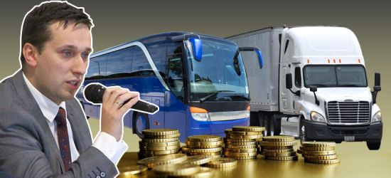 BRZOZÓW: Obniżone podatki od środków transportowych o 40%! (VIDEO)