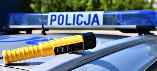 SANOK. Przebadano 805 kierowców. 4 po spożyciu alkoholu