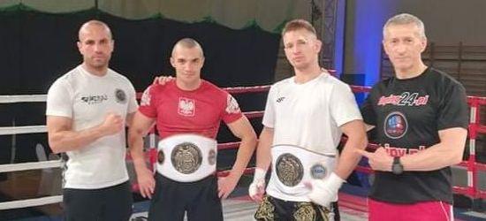 Kamil Rościński zawodowym mistrzem Polski!