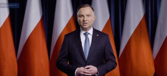 Orędzie Prezydenta RP do Rodaków (VIDEO)