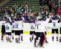 HOKEJ: Waleczne Niedźwiadki minimalnie przegrywają z Sosnowcem. Dzisiaj mecz o wszystko. Wygrajcie dla Sanoka! (FILM, ZDJĘCIA)