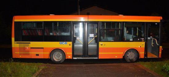 REGION. 15-letnia dziewczyna wbiegła w autobus