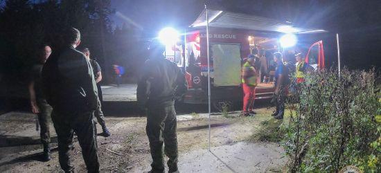 Wypadek awionetki nad Jeziorem Solińskim. Ćwiczenia służb ratunkowych (FOTO)