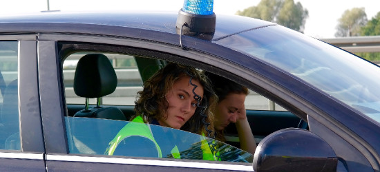 Nowy nieoznakowany radiowóz na sanockich drogach. Vectrę zastąpi Insignia
