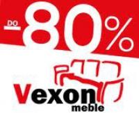 Promocja do -80% w Salonie Meblowym VEXON