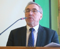 O spółce hokejowej i wizytach w ministerstwach w sprawozdaniu burmistrza (FILM)