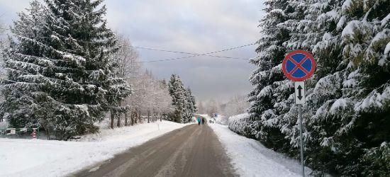 BIESZCZADY: Szlaki drożne. Miejscami oblodzone, zawiane świeżym śniegiem