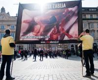 """SANOK: Będzie kontrmanifestacja na sanockim Rynku. """"Pokażemy czym jest aborcja"""" (ZDJĘCIA)"""