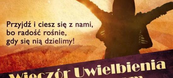 SOBOTA: Wieczór Uwielbienia na dziedzińcu sanockiego Zamku