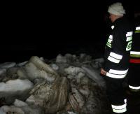 Strażacy monitorują Osławę. Nie ma zagrożenia podtopieniami (ZDJĘCIA)