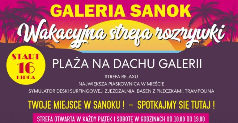 Galeria Sanok na fali!