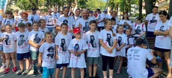"""LESKO: Bieg """"Tropem Wilczym"""" upamiętniający Żołnierzy Wyklętych! (FOTO)"""