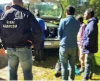 Zatrzymano grupę nielegalnych imigrantów z Bangladeszu (ZDJĘCIA)